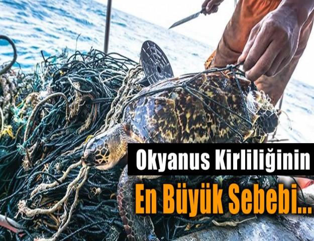 Okyanus Kirliliğinin En Büyük Sebebi...