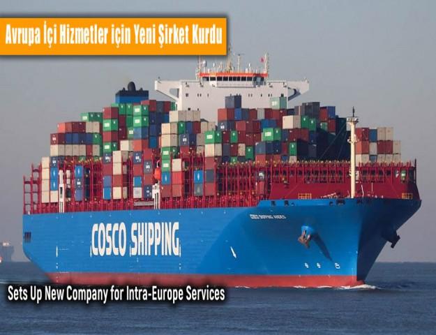 Avrupa İçi Hizmetler için Yeni Şirket Kurdu