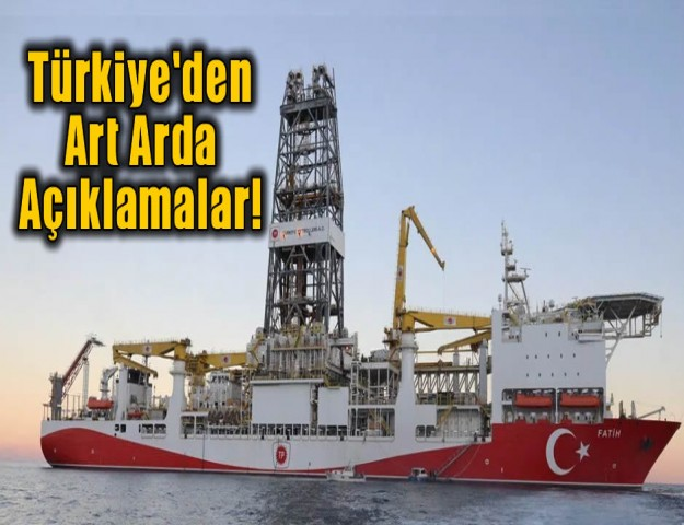 Türkiye'den Art Arda Açıklamalar!