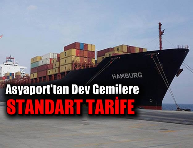 Asyaport'tan Dev Gemilere
