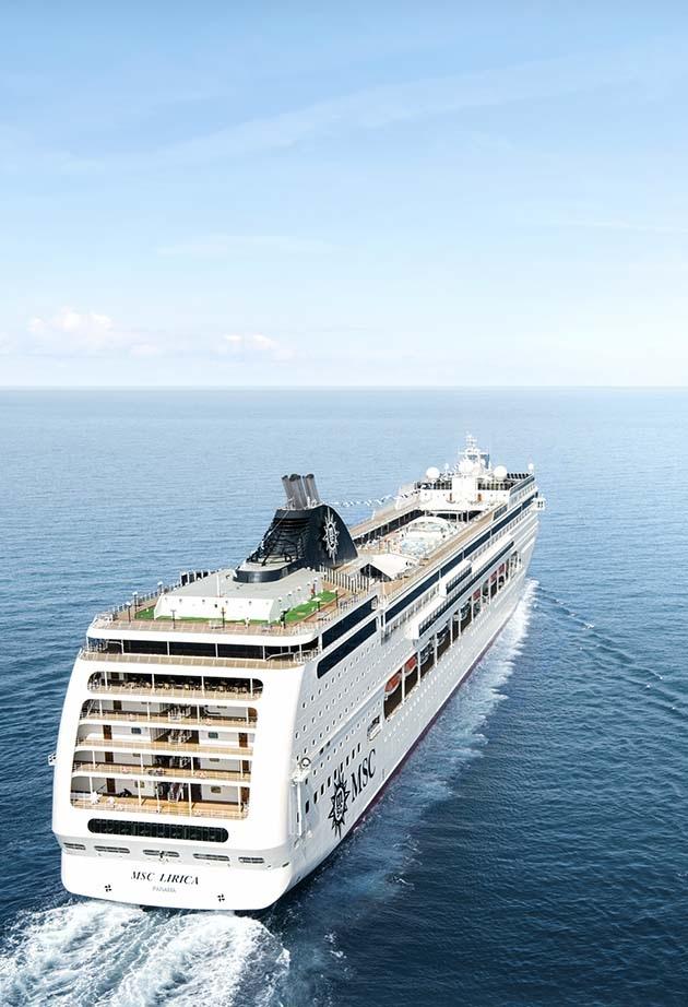MSC Cruises Ultra-Lüks Segmente Giriş Yapıyor