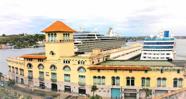 Havana Kruvaziyer Limanını 'Global' işletecek