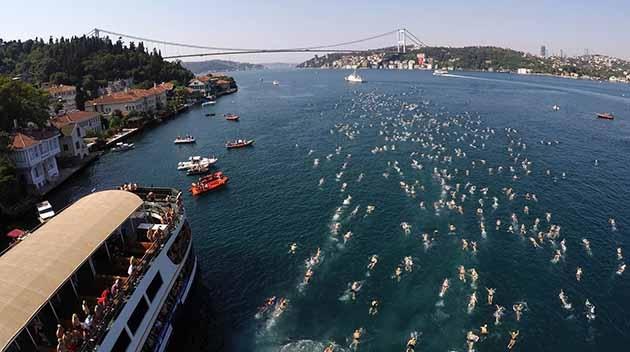 İstanbul Boğazı Samsung Boğaziçi Kıtalararası Yüzme Yarışı Coşkusunu 30. kez Yaşayacak