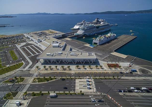 Global'in Liman Ağına Hırvatistan'da Katıldı