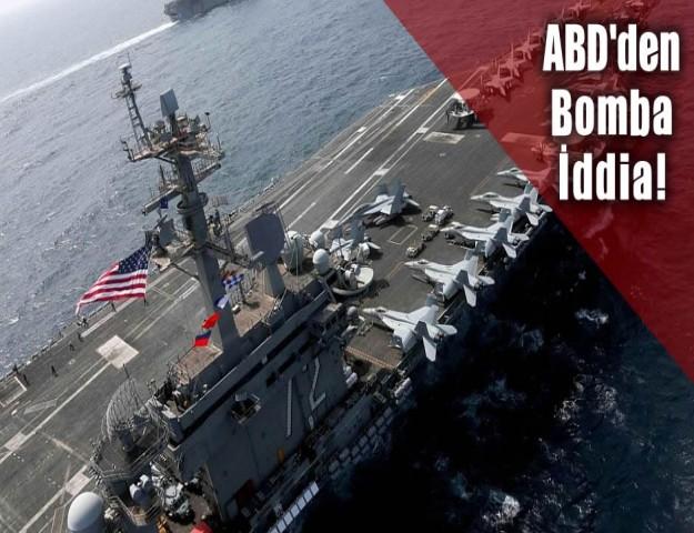 ABD'den Bomba İddia!