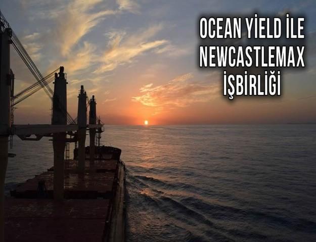 Ocean Yield ile Newcastlemax İşbirliği