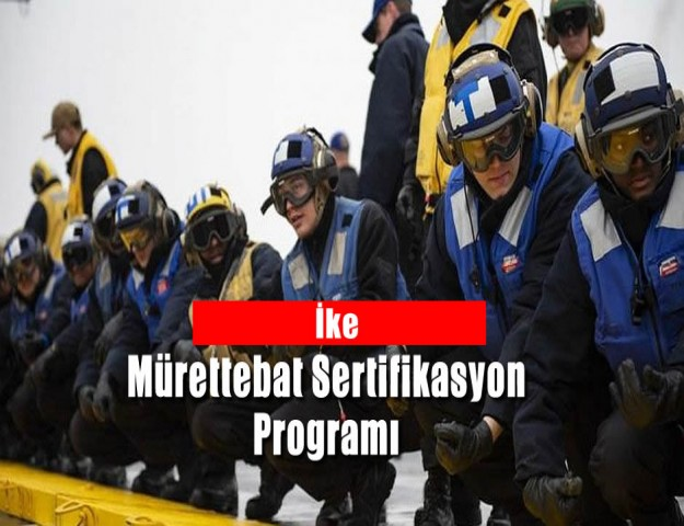 Ike Mürettebat Sertifikasyon Programı