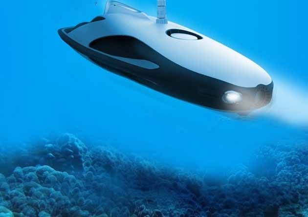 Su Altı Robotu Türkiye'de