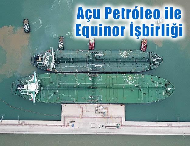 Açu Petróleo ile Equinor İşbirliği