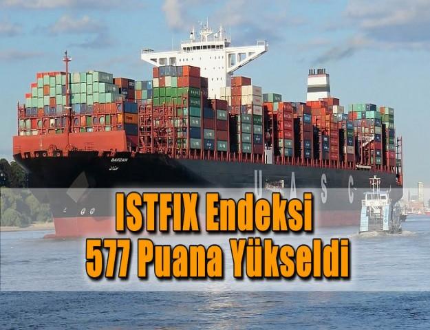 ISTFIX Endeksi 577 Puana Yükseldi