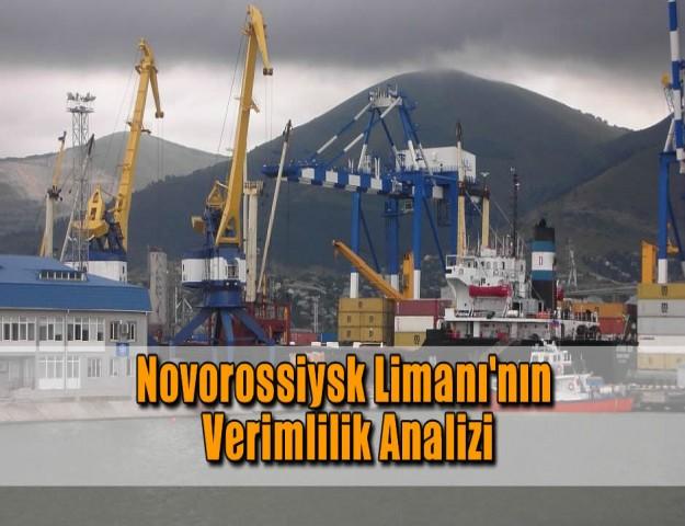 Novorossiys Limanı'nın Verimlilik Analizi