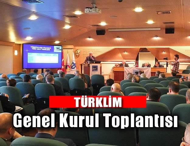 TÜRKLİM Genel Kurul Toplantısı