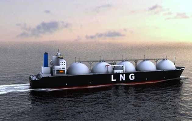 ABD, LNG İhracatını Arttırıyor