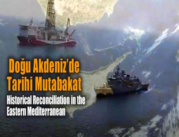 Doğu Akdeniz'de Tarihi Mutabakat