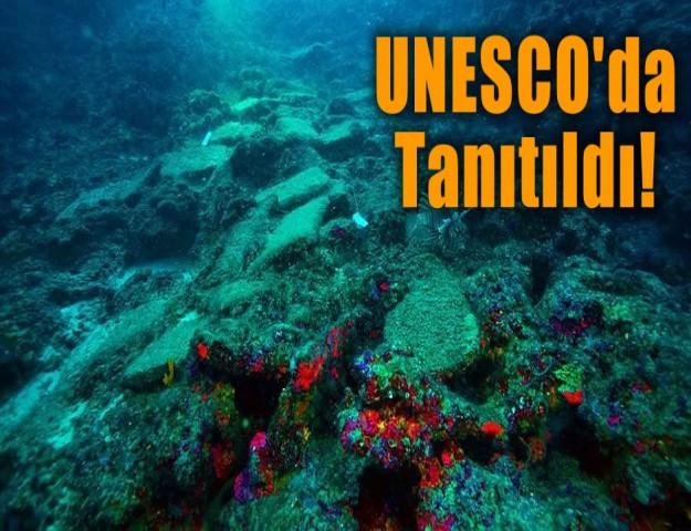 UNESCO'da Tanıtıldı!