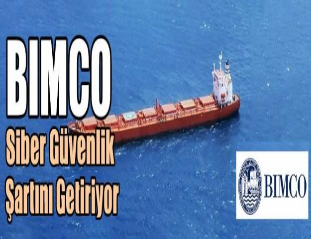 BIMCO   Siber Güvenlik Şartını Getiriyor