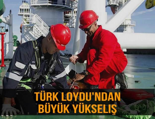 Türk Loydu'ndan Büyük Yükseliş