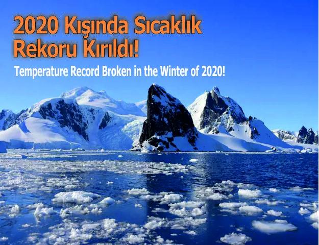 2020 Kışında Sıcaklık Rekoru Kırıldı!