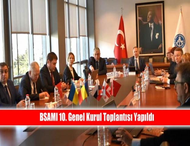 BSAMI 10. Genel Kurul Toplantısı Yapıldı