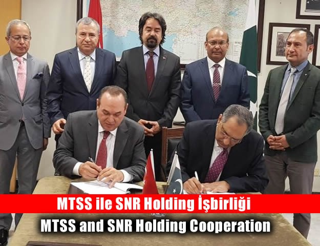 MTSS ile SNR Holding İşbirliği