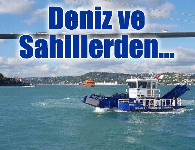 Deniz ve Sahillerden...