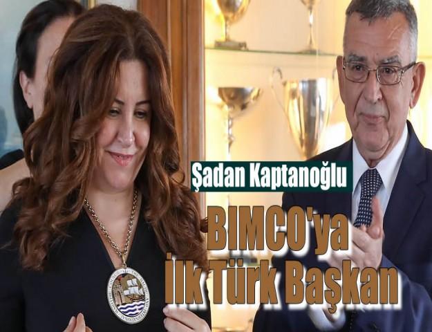 BIMCO'ya İlk Türk Başkan