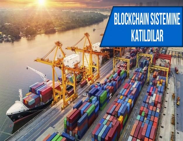 Blockchain Sistemine Katıldılar