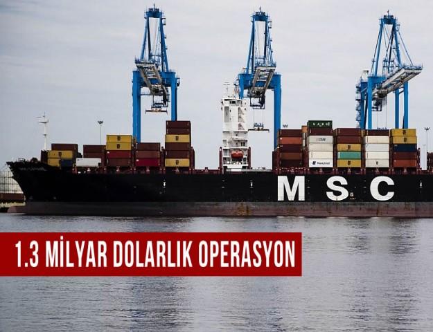 1.3 Milyar Dolarlık Operasyon