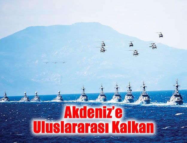 Akdeniz'e Uluslararası Kalkan