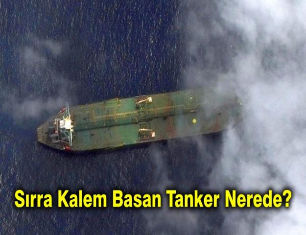 Sırra Kadem Basan Tanker Nerede?