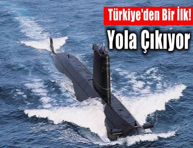 Türkiye'den Bir İlk! Yola Çıkıyor