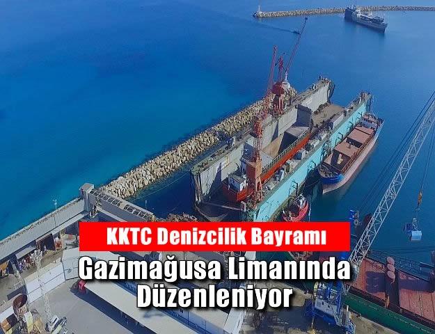 KKTC Denizcilik Bayramı Gazimağusa Limanında Düzenleniyor