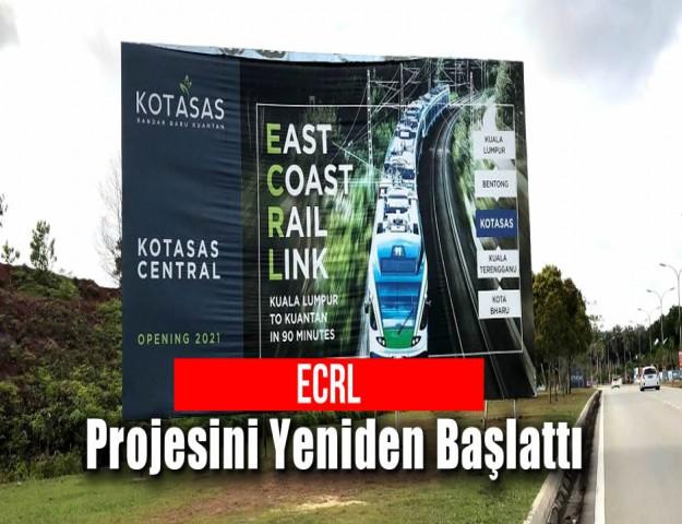 ECRL Projesini Yeniden Başlattı