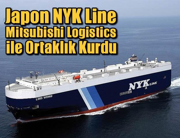 Japon NYK Line MLC ile Ortaklık Kurdu