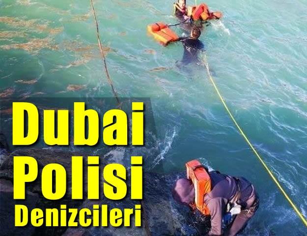 Dubai Polisi  Denizcileri...