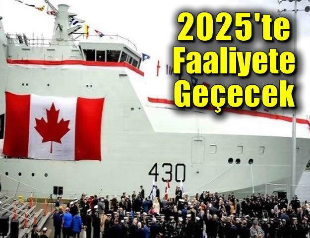 2025'te Faaliyete Geçecek