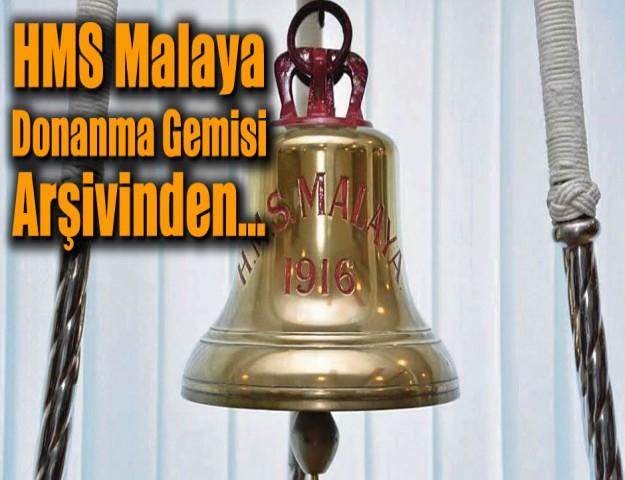 HMS Malaya Donanma Gemisi Arşivinden...
