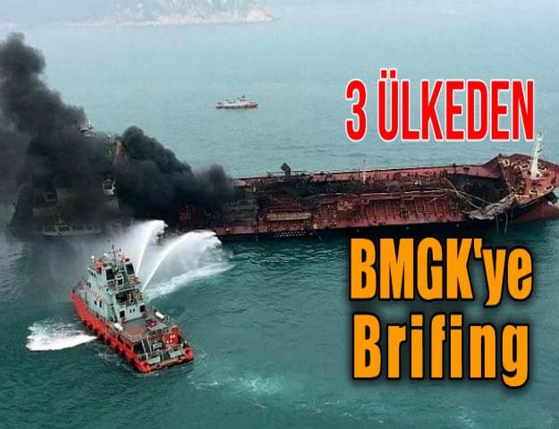 3 Ülkeden BMGK'ye Brifing