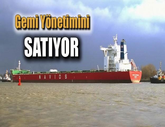 Gemi Yönetimini Satıyor