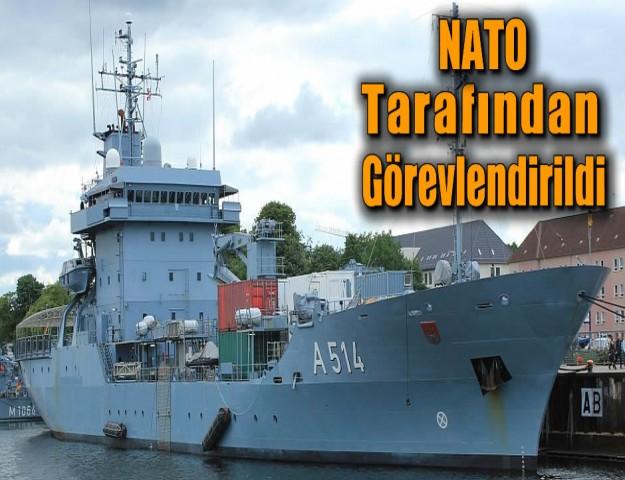 NATO Tarafından Görevlendirildi!