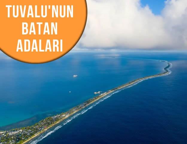 Tuvalu'nun Batan Adaları