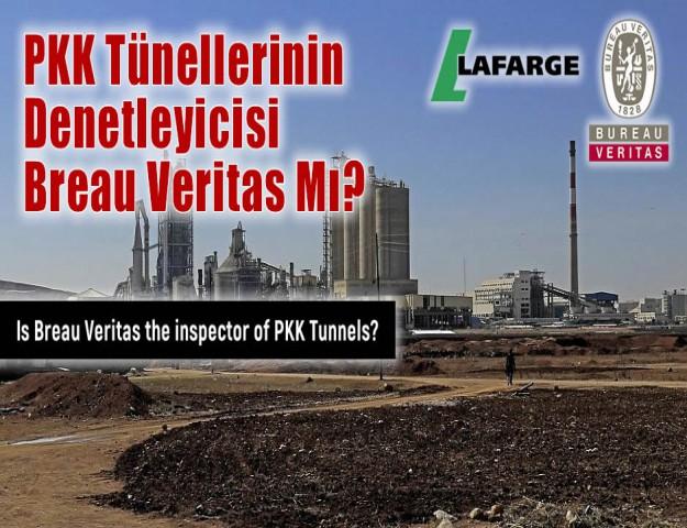 PKK Tünellerinin Denetleyicisi Breau Veritas Mı?