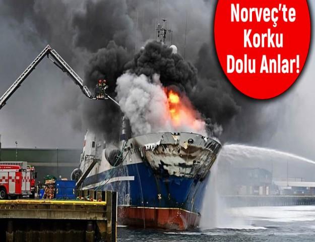Norveç'te Korku Dolu Anlar!