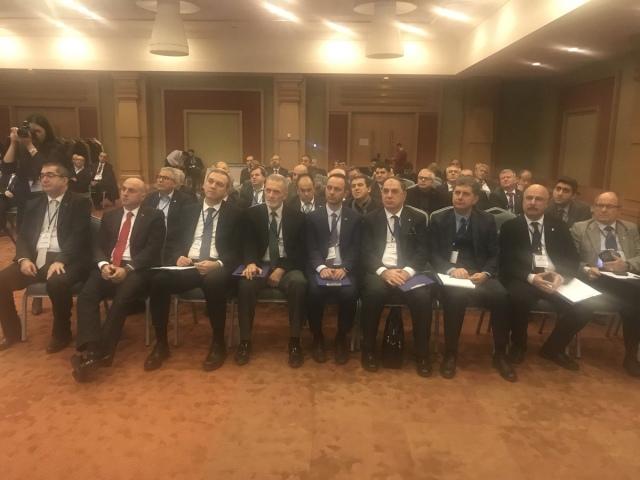 Türk Loydu Vakfı Yüsek Danışma Kurulu Toplantısı Başladı