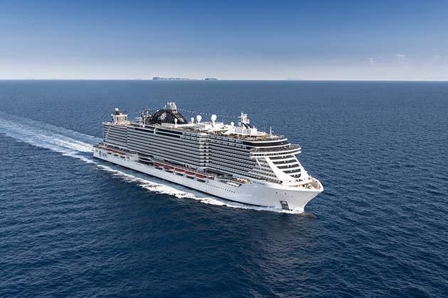 MSC Cruises Çevresel Koruma Programını Genişletiyor
