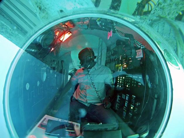 Türkiye'nin ilk turistik denizaltısına TÜRK LOYDU damgası