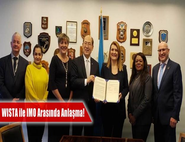 WISTA ile IMO Arasında Anlaşma!