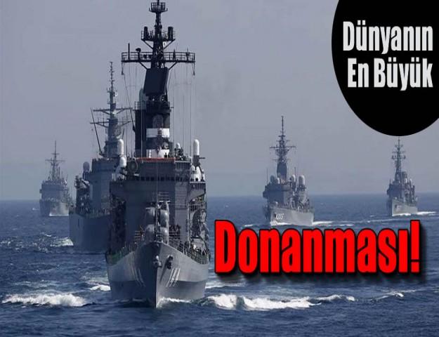 Dünyanın En Büyük Donanması!