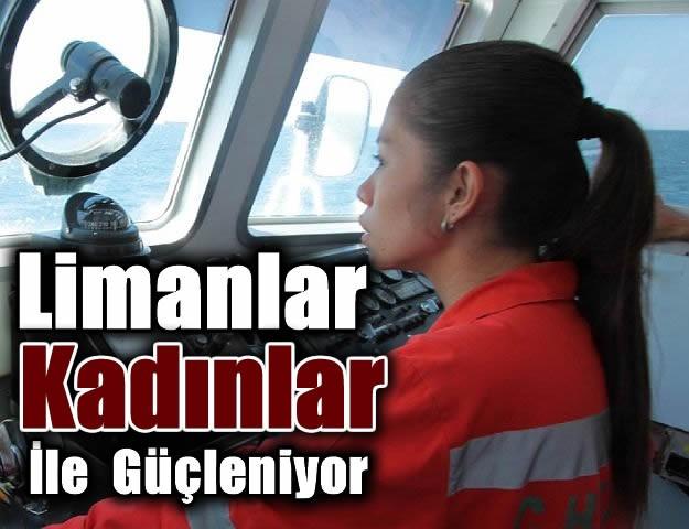 Liman Kadınlarını Güçlendirme Çalışmaları Devam Ediyor