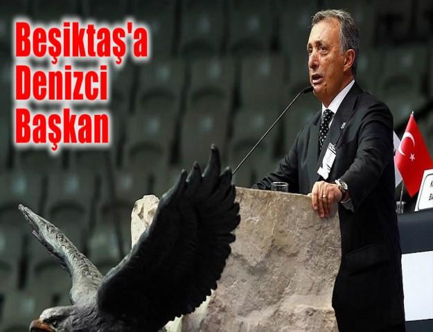 Beşiktaş'a Denizci Başkan